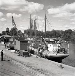 Linköpings hamn.