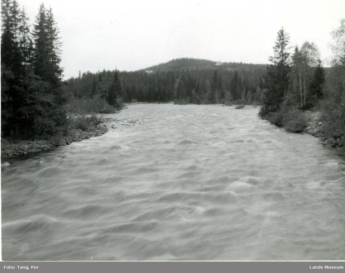 Dokka sett fra syd fra Åmodtbrua
