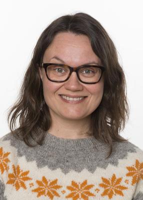 Konservator ved Musea i Nord-Østerdalen Kirsten Frønæs.