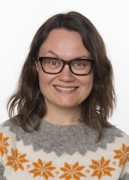 Kirsten Frønæs