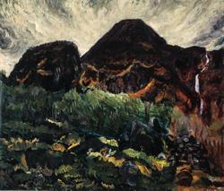 Haust i Bottn [Maleri]