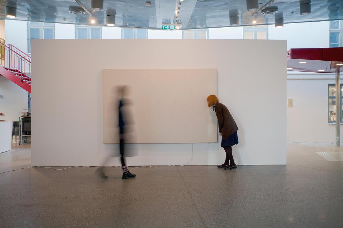 Anne Karin Rynander, Hommage til Jackson Pollock, 1995. Valgt av kunstneren Karianne Stensland.