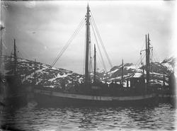 Fiskeskøyte Reg. W324