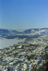 Lillehammer, Lillehammer sentrum, oversiktbebyggelse. Lilleh