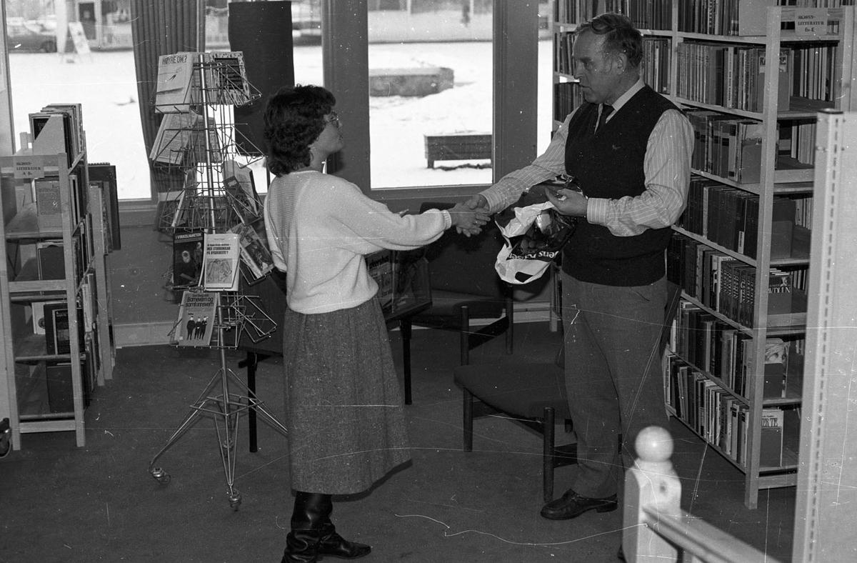 Åpning av nye Løvenstad bibliotekfilial