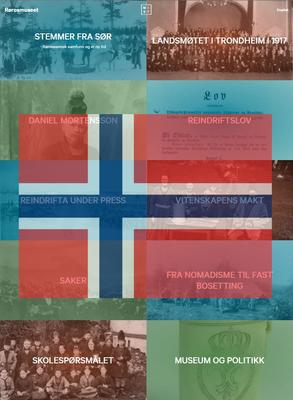 Stemmer fra sør Norsk
