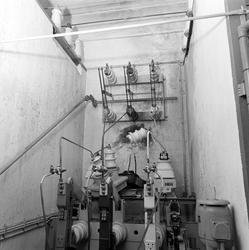 Kortsluttet spenningstransformator ved Norsjø pumpestasjon.