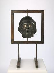 Jernhode [Skulptur]