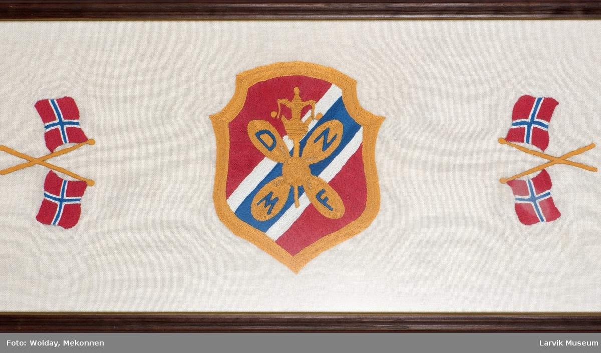 Logo, Den norske Maskinistforening.