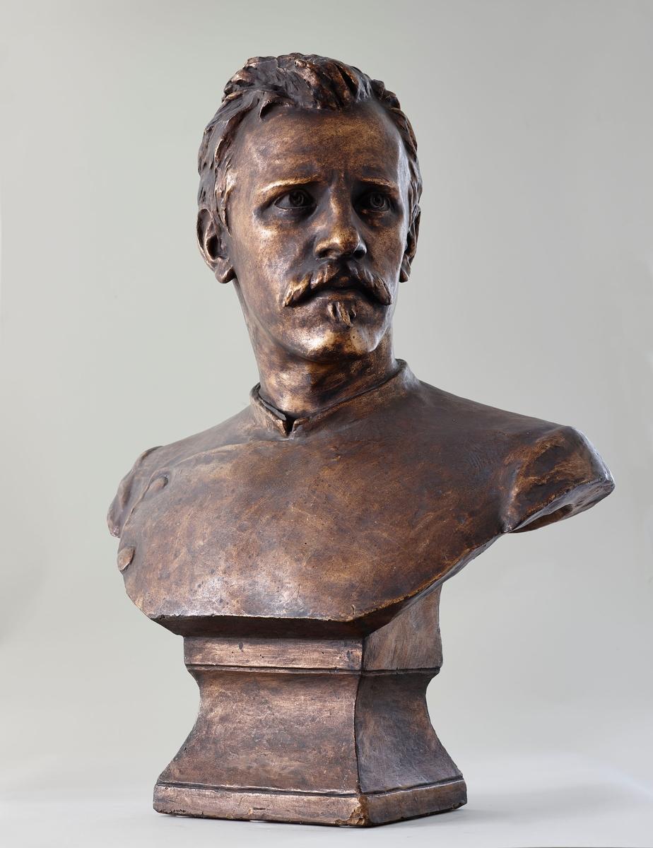 Fridtjof Nansen (1861-1930) [Byste]