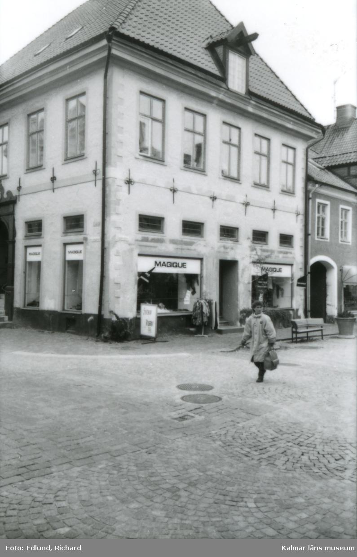 Gamla apoteket (rådman Carl Jönssons gård) på Södra Långgatan.