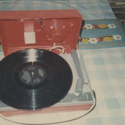 Min grammofon 12 april.