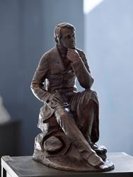 Henrik Wergeland (1808-1845) [Statuett]