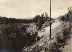 Döda fallet, Indalsälven, Ragnda socken, 1898.