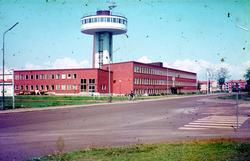 Gamla sjöbefälsskolan som i början av 1960-talet ersatte nav