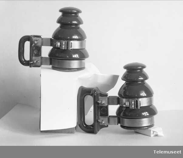 Friluftsikringer med håndtak, Elektrisk Bureau
