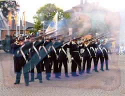 Svea Livgardes Musketerarkår.