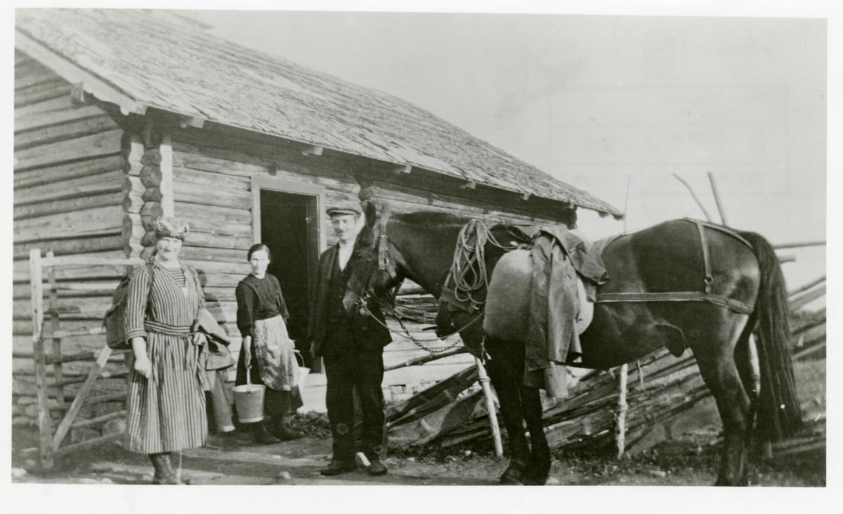 Gravsetra, ca 1915.