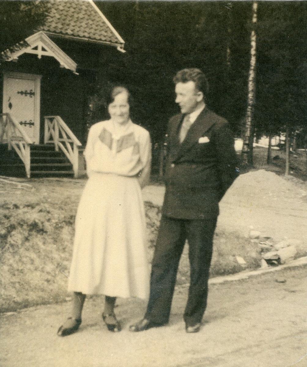 Aasta og Ingvar Koppervik.