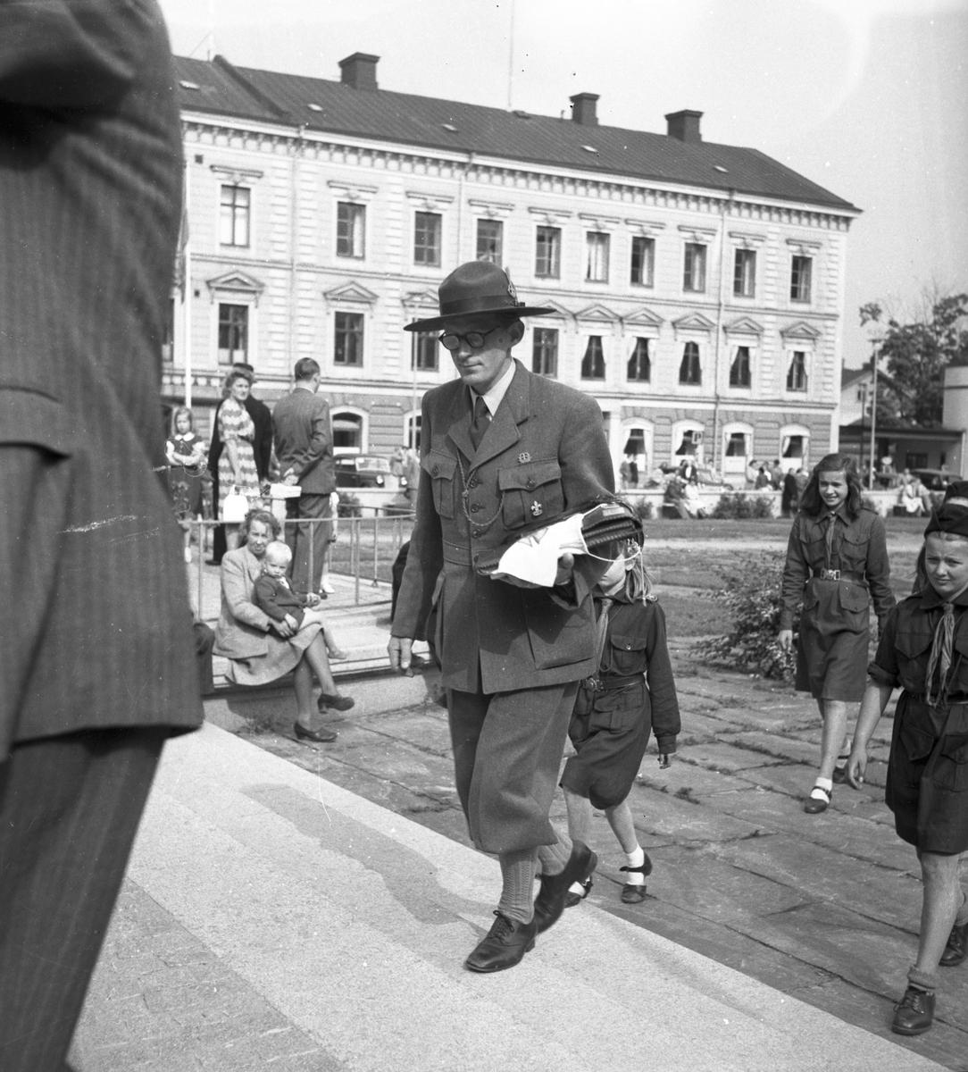 N.T.O. Budkavlen. 1947