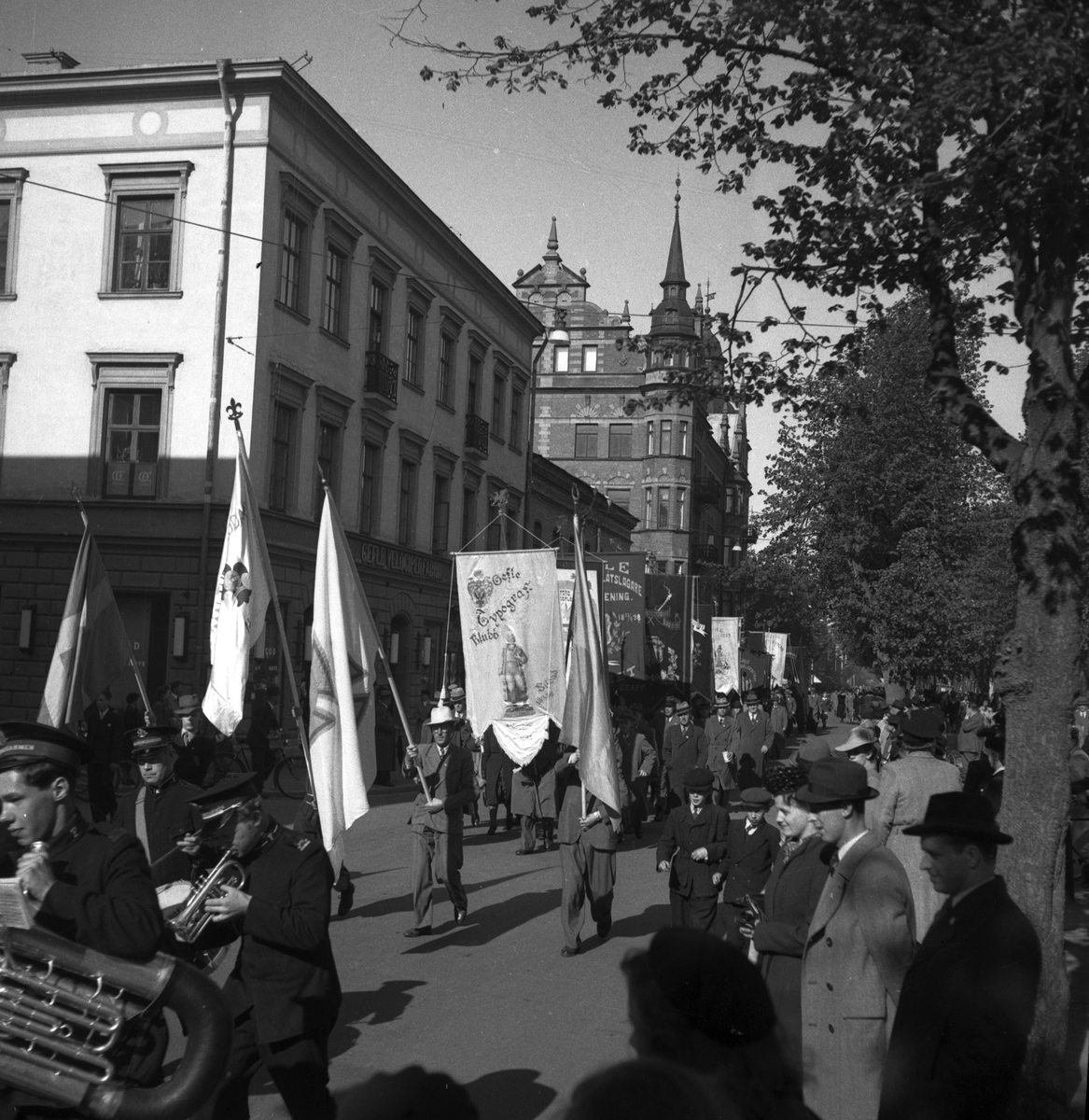 Norges dag.  16 maj. 1943
