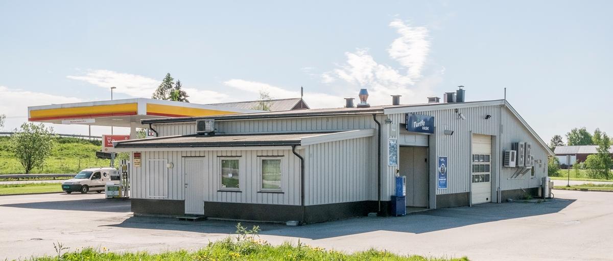 Shell bensinstasjon Ødegårdsveien Flateby Enebakk