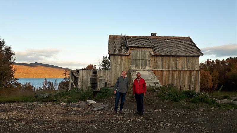 Låven i Olderfjord
