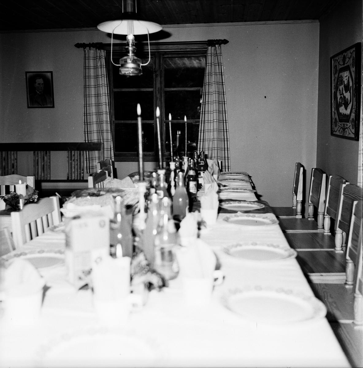 Suströmming  Dalsjögården September 1973