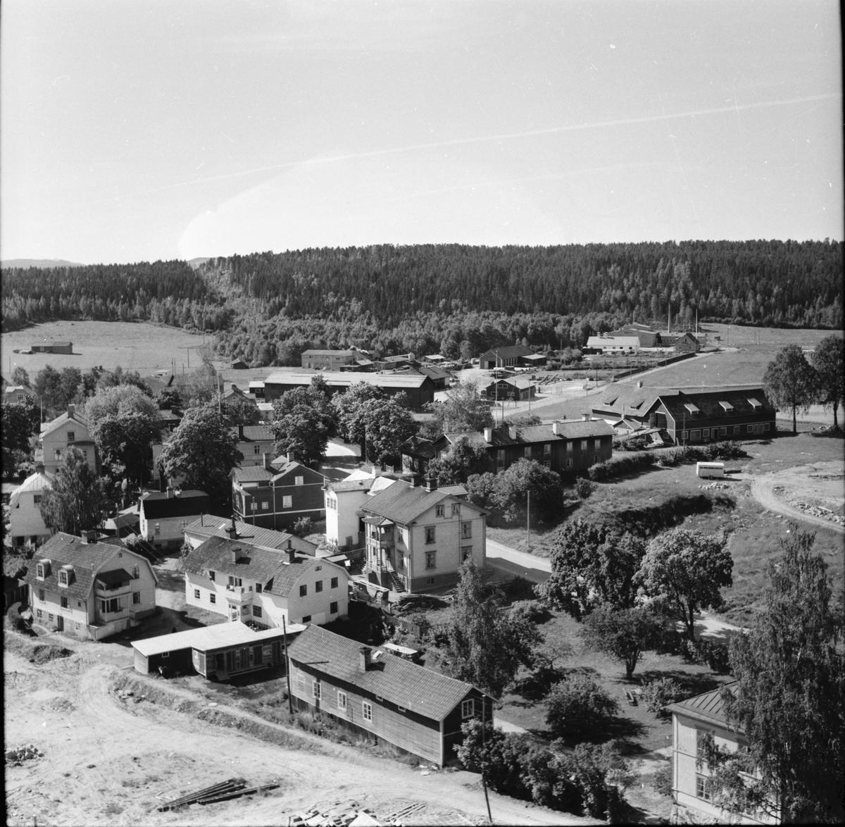 Kommunalkontoret arkivet. Sandström Bollnäs 1/3 1958