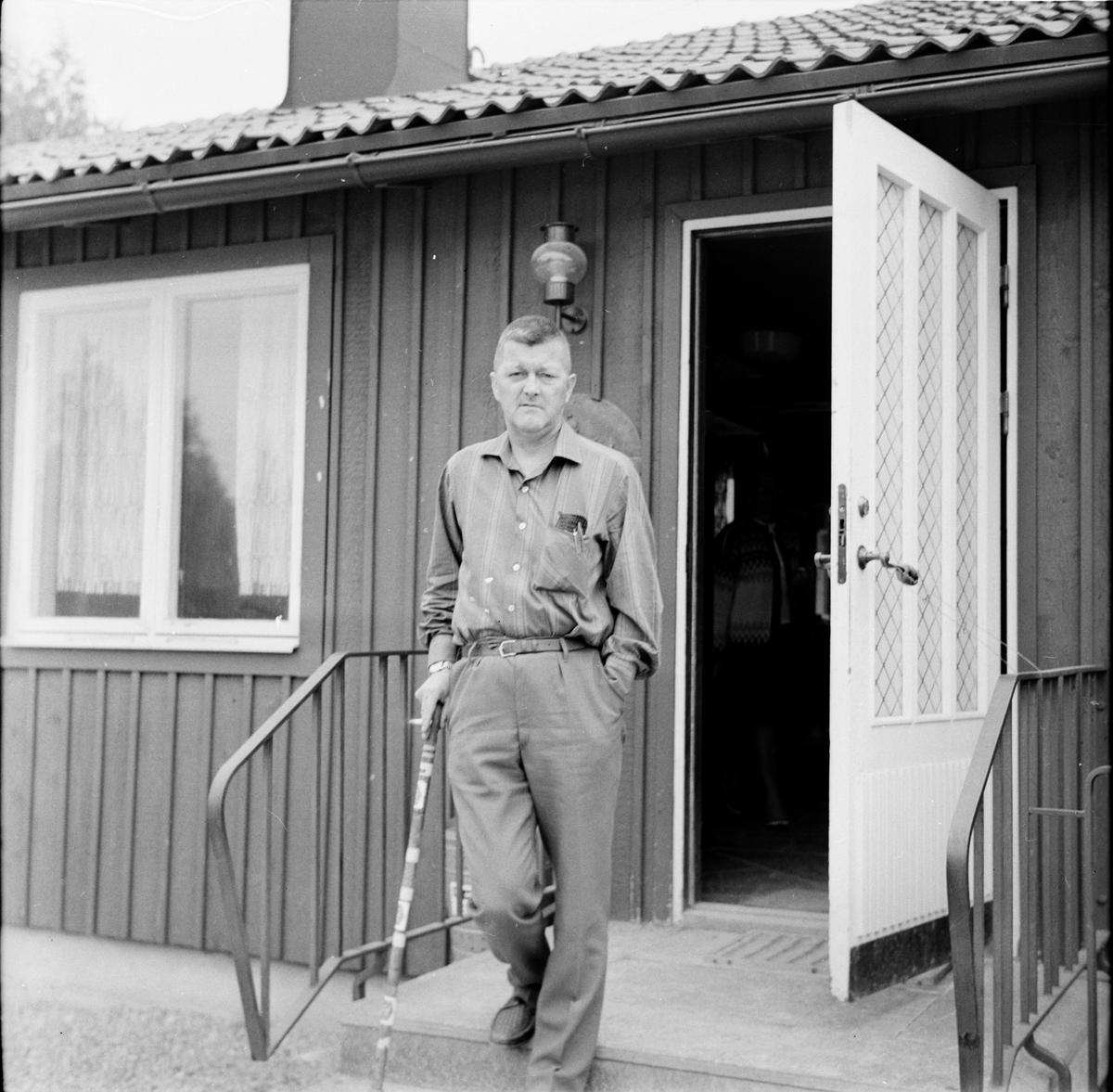 Bollegården, De handikappade, September 1968