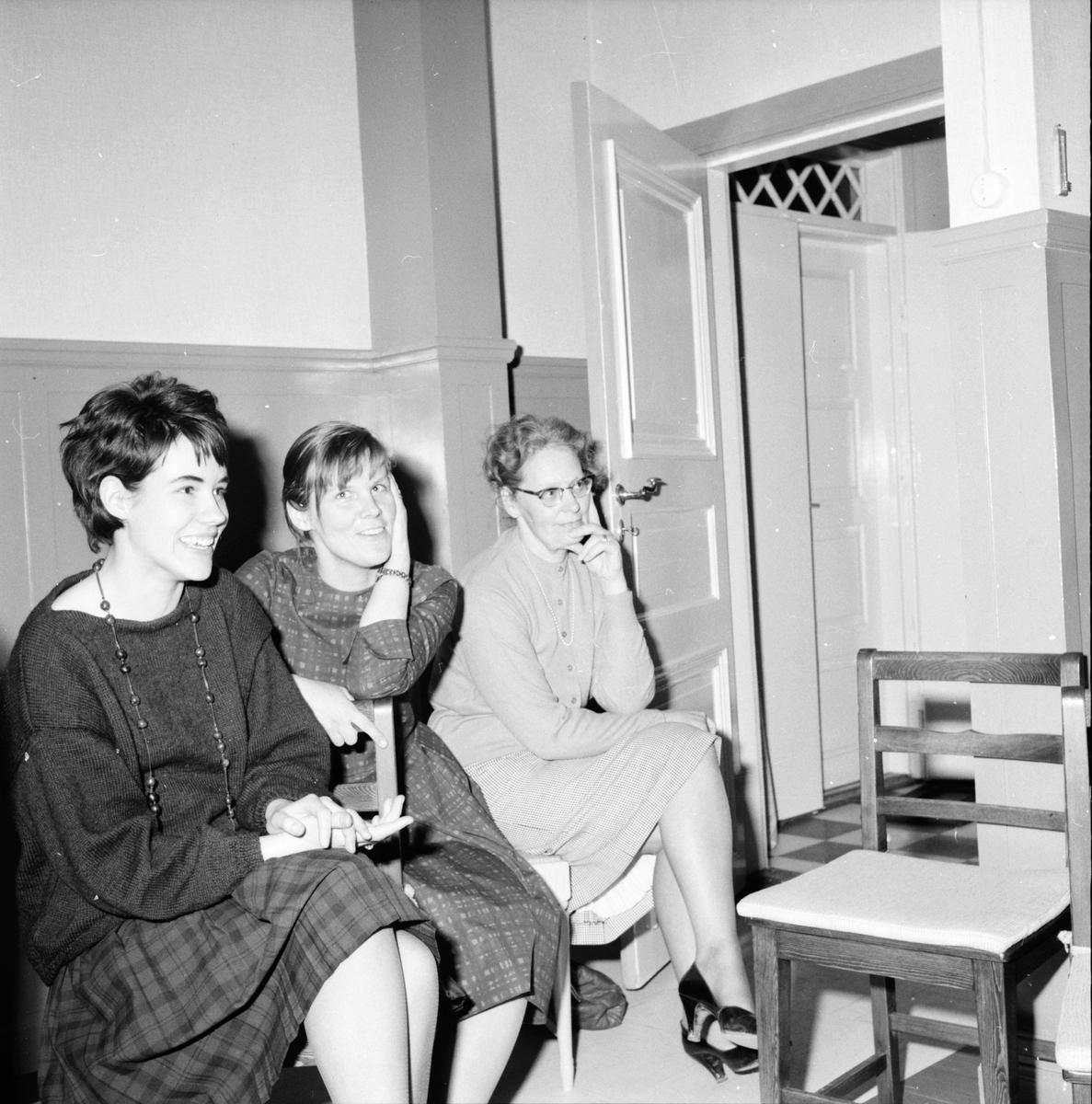 Hembygdsvården och kyrkan, Finntorpet, 3 Maj 1963