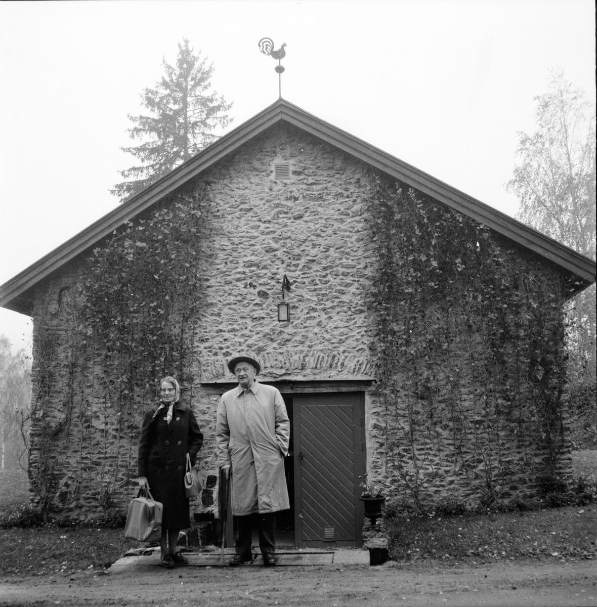 Kratten, (Krattemasugn Gästr.) 9 Oktober 1960