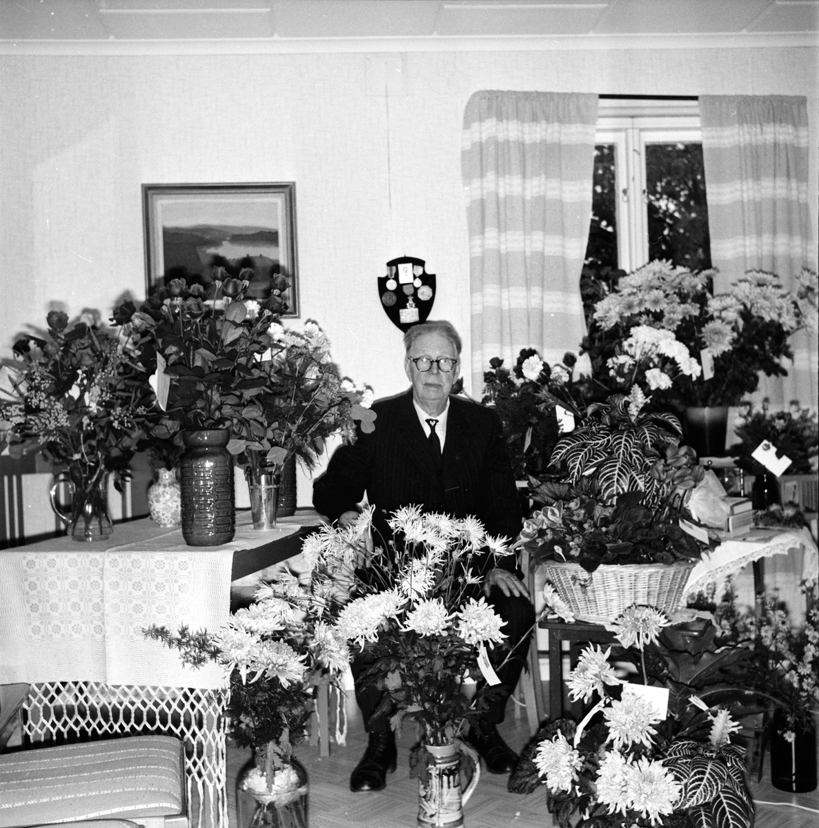 Arbrå, Gottfrid Fröderbergs 80-årsdag, 24 Oktober 1967