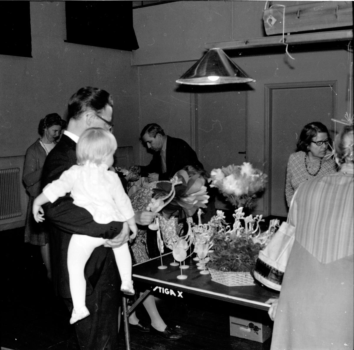 Arbrå, Scouternas fest på Nytorp, April 1969