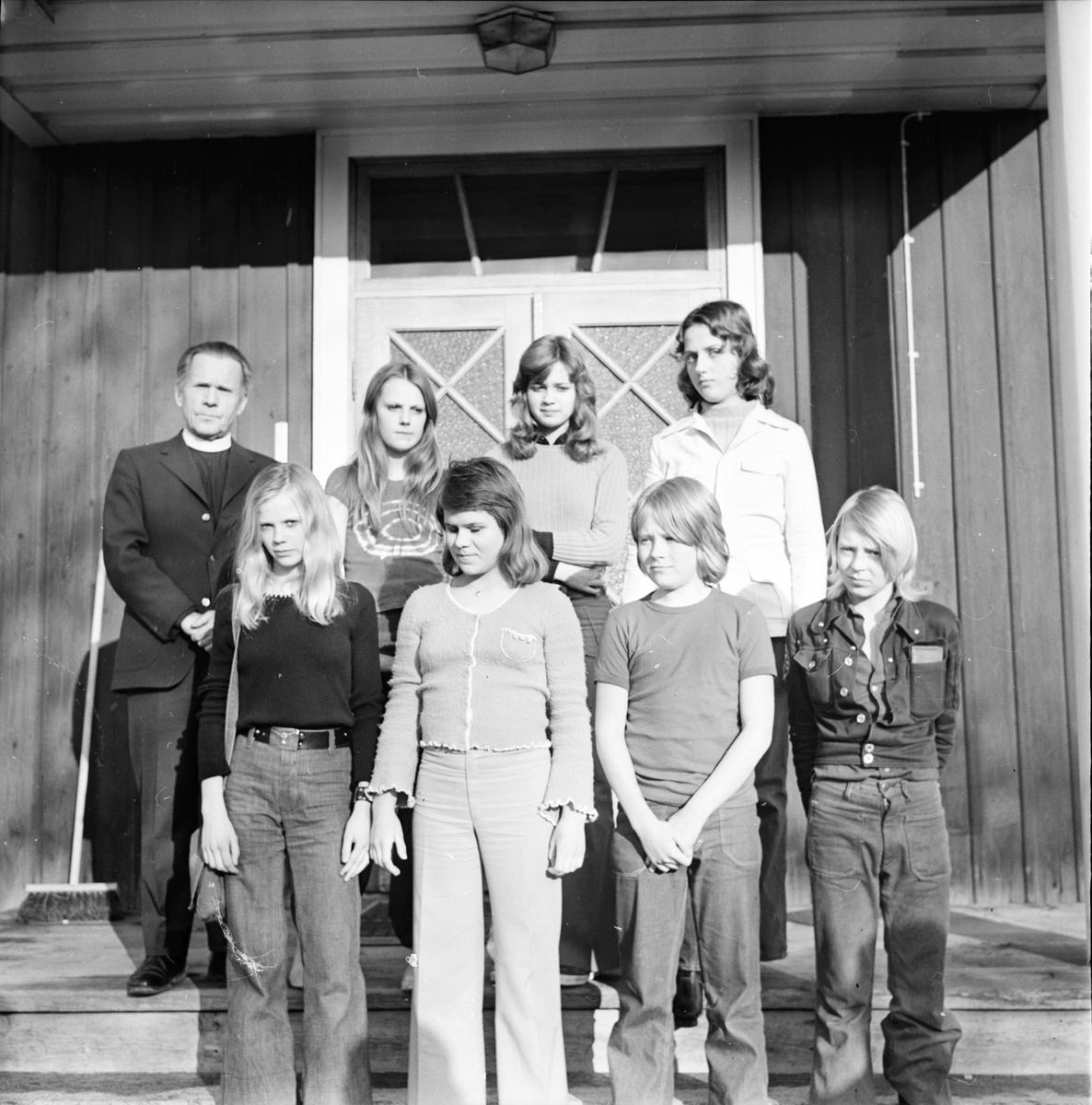 Arbrå, Fastemarsch, 8 April 1973