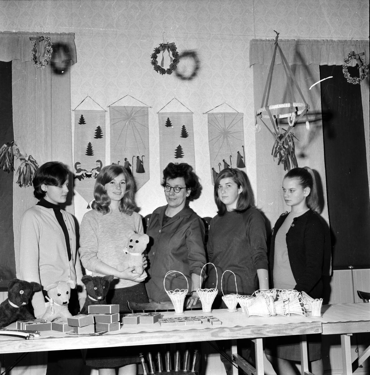 Vallsta, NTO försäljning, 9 December 1964