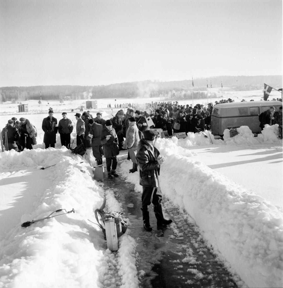 Pimpel SM Bollnäs. 23/3-1958