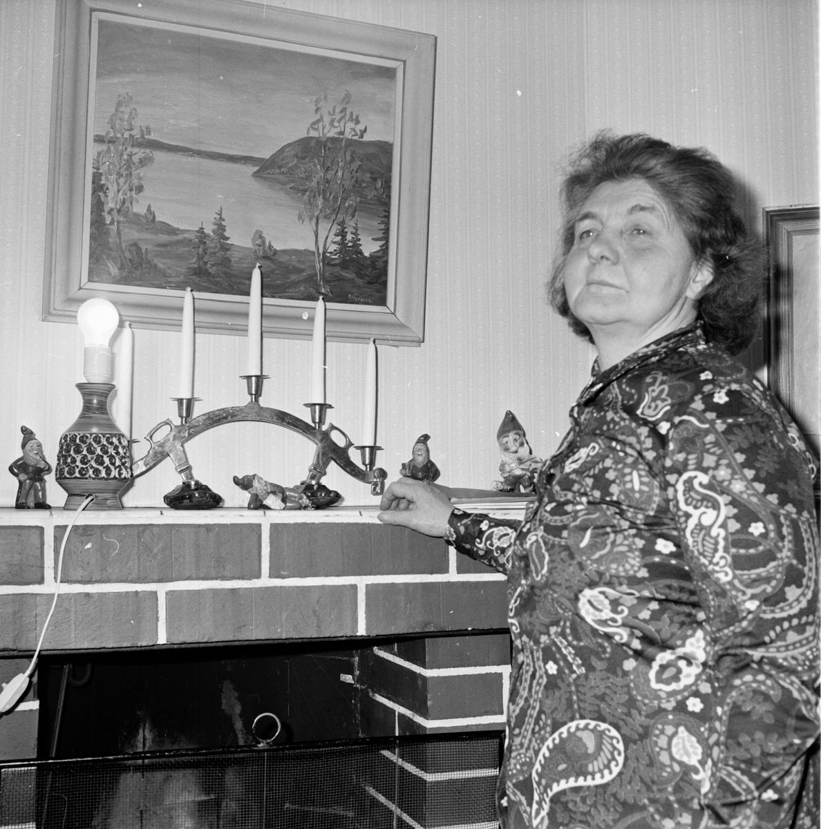 Vallsta, Svenska Svea, Jan 1972