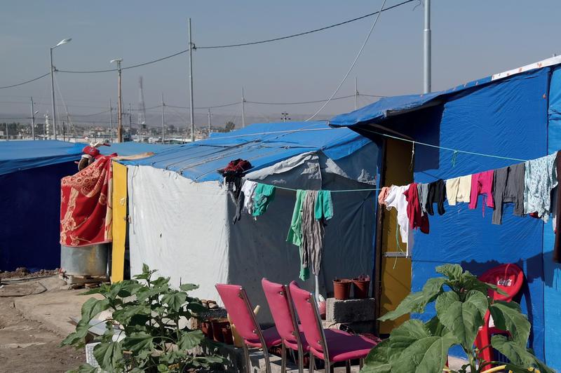 Foto: Becky Bakr Abdullah, Flyktninghjelpen.