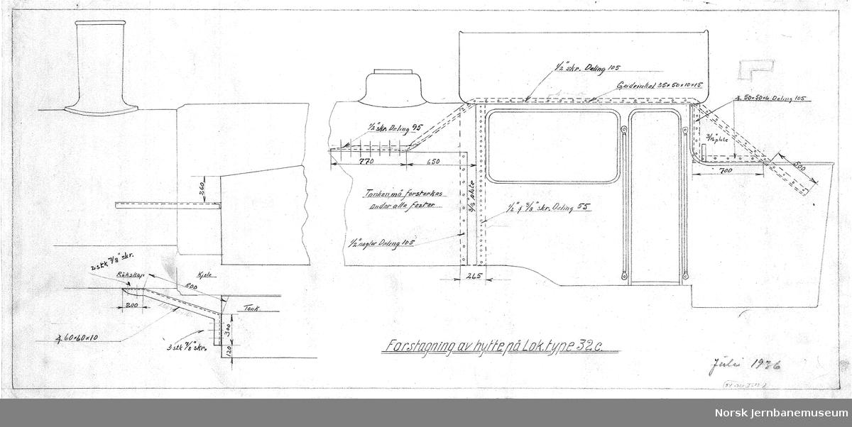 Ny kullkasse, vannhals og silvegg for lok.type 18