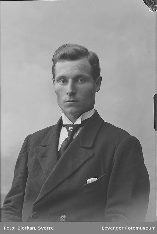 Portrett av Nygård fornavn ukjent.
