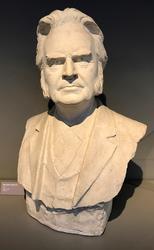 Bjørnstjerne Bjørnson (1832-1910) [Byste]