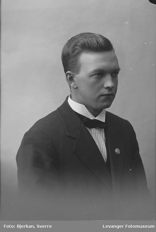 Portrett Ole R Sandberg.