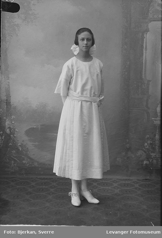 Portrett av Dahling Anne marta
