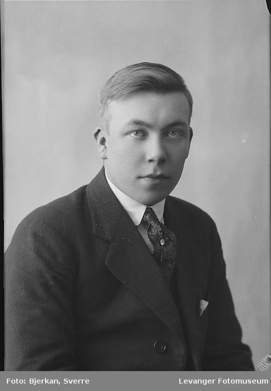 Portrett , skolebilde Jørgen Jule