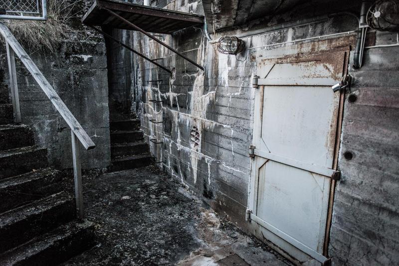Bunkeren på Vollanhaugen slik den framstår i dag (Foto/Photo)