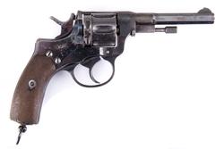 Revolver med hylster