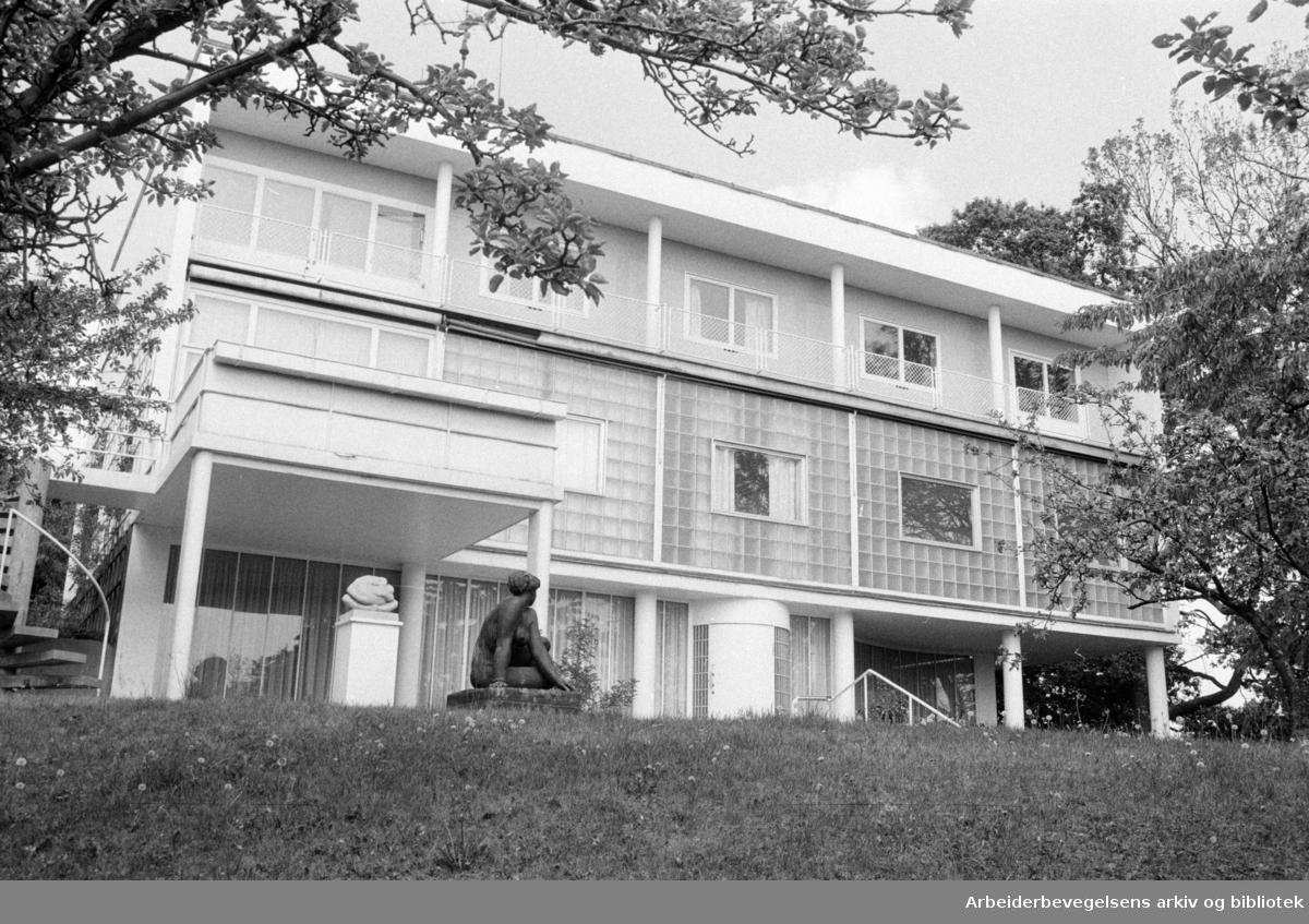 Tuengen Allé 10 C. Mai 1974