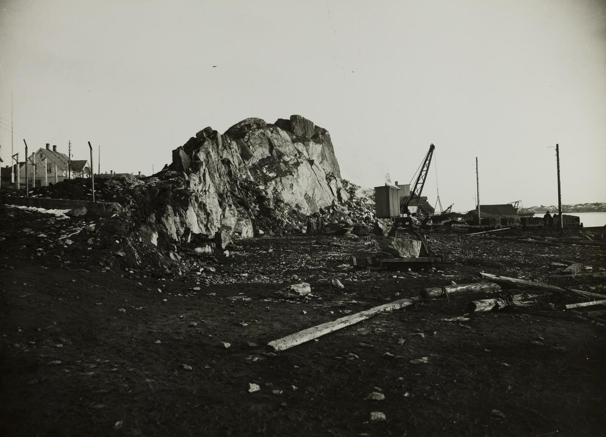 Risøen - Risøy sett mot sydøst ca.1932