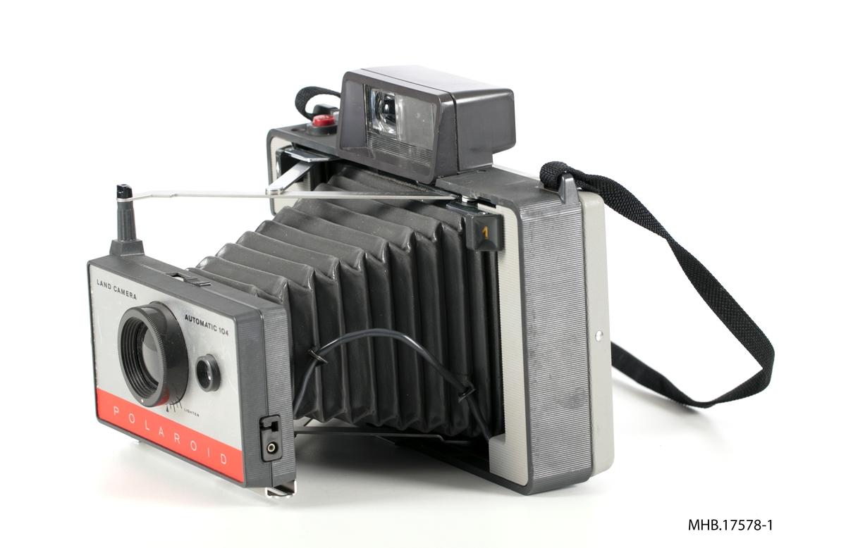 Folde fotoapparat Polaroid Land Camera Automatic 104.